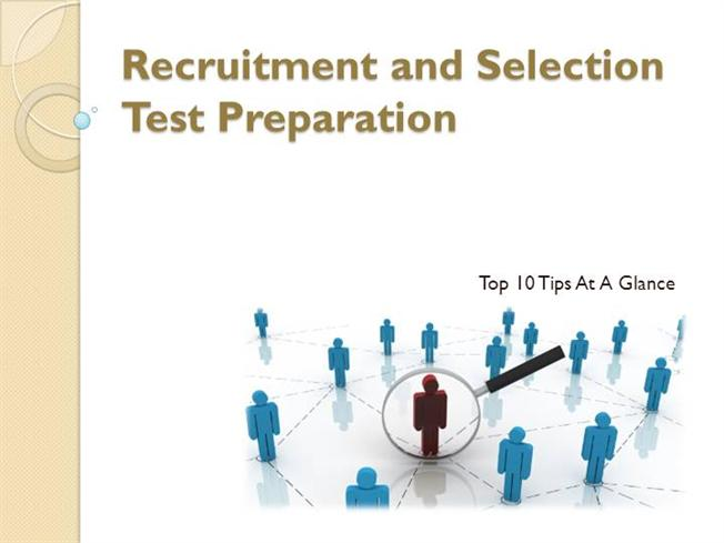 sales recruitment and selection practices the importance A sales recruitment and selection: the importance recruitment and selection process held an important role for building a strong sales force performance this process requires the company to invest through human capital as an important resource.