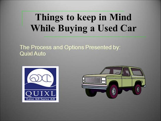 the process of buying a car Peer-to-peer car buying and selling websites are another option these sites essentially act as a middleman between buyer and seller the process is similar to using craigslist, but sales are typically more regulated by the website.
