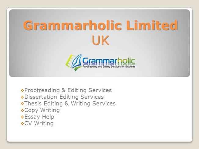 NE Consulting Services – Proofreading & Editing