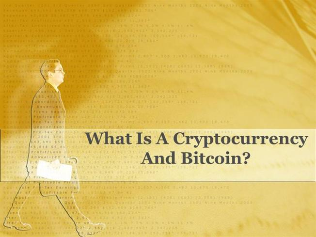 what is a cryptocurrency and bitcoin authorstream. Black Bedroom Furniture Sets. Home Design Ideas