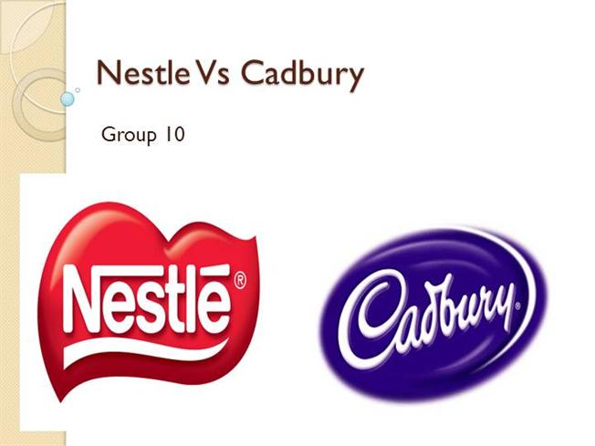 cadbury vs nestle bibliography