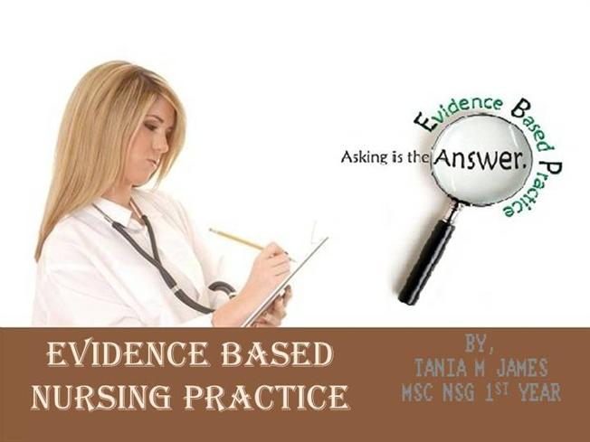 the importance of research and evidence based practice in my nursing career As such, it is important for students to understand what ebp is  northwest will  prepare you for using ebp in your nursing career  research is changing the  way nurses and their patients handle complex health problems.
