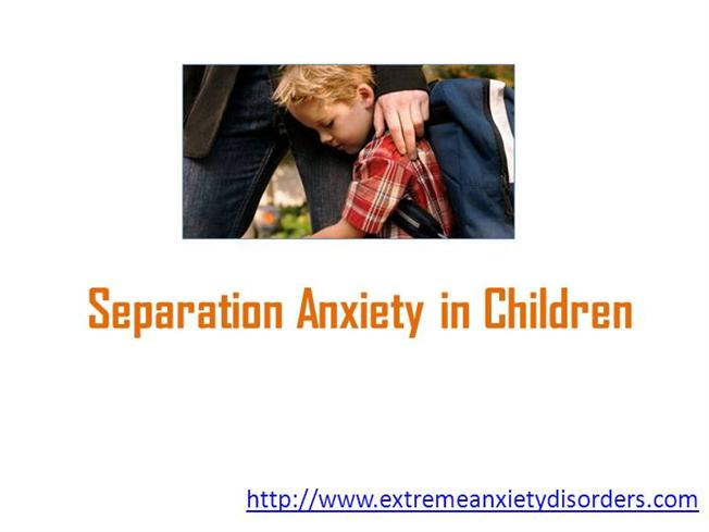 """separation anxiety in children In fact, """"the lack of separation anxiety may even signal problems for young children,"""" says catherine bagwell, a professor of psychology who studies children's social development at oxford."""