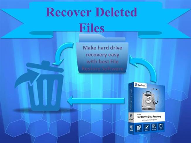 Best software deleted file recovery