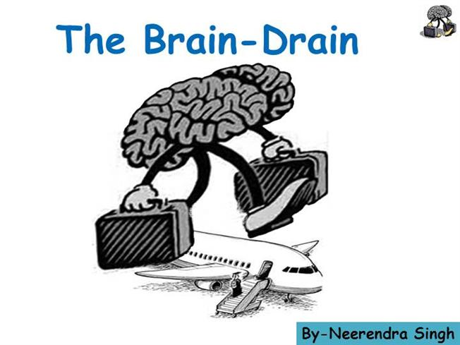 brain drain india Brain drain refers to the emigration (out-migration) of knowledgeable, well-educated, and skilled professionals from their home country to another country this can take place because of several factors the most obvious is the availability of better job opportunities in the new country.