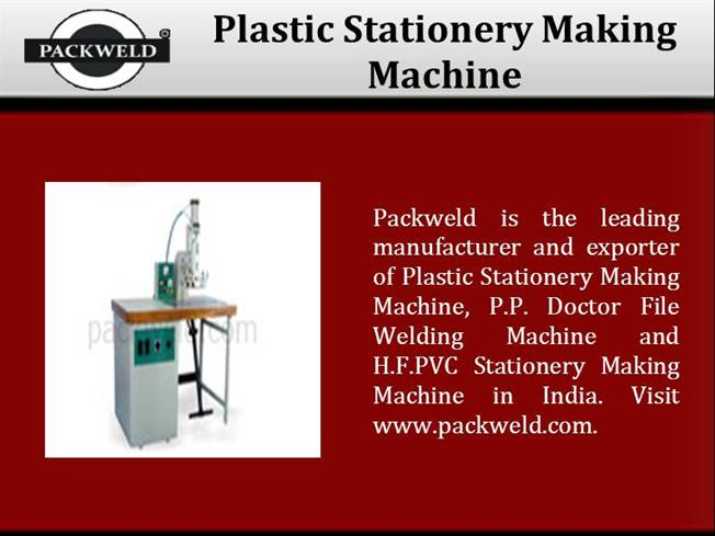 polypropylene welding machine