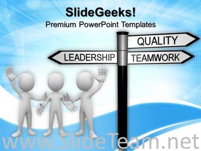 leadership quality powerpoint backgroundpowerpoint template