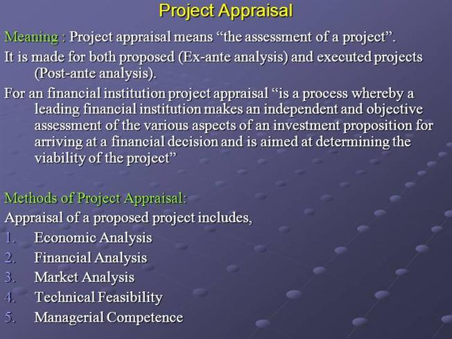 why npv is the best method for project appraisal Npv method - download  why investment appraisal methods 300000 4000 6000  24% 100 12 4 5 6 7 profit value less initial outlay npv irr project axe.
