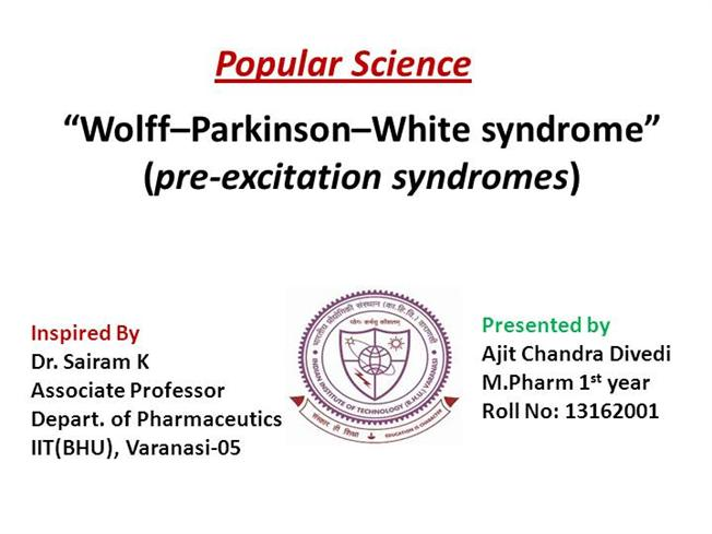 wolff parkinson white syndrome authorstream. Black Bedroom Furniture Sets. Home Design Ideas