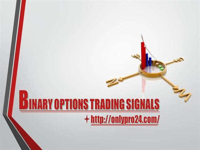 Binary options trading signals members