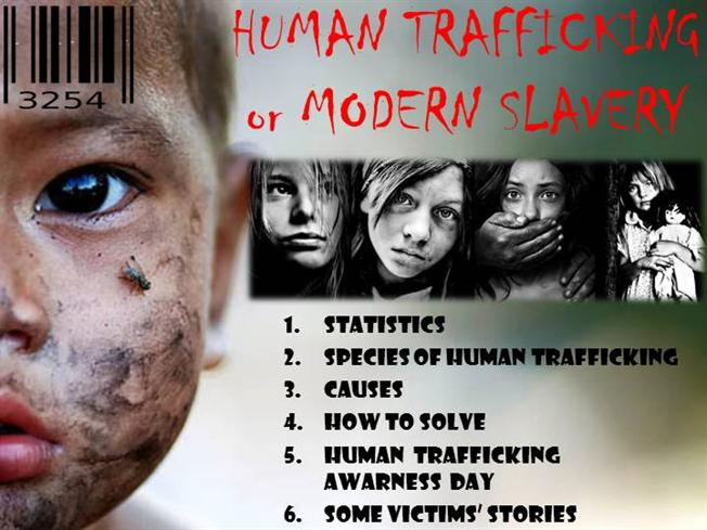 literature review on women trafficking