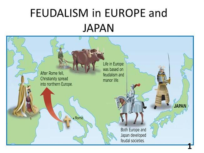 feudalism in japan and europe essay Essays and europe japan feudalism in shading my professor and the american education system in my essay because it would piss off mr o.