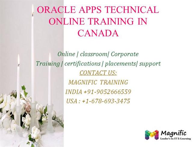 oracle apps technical in canada ppt