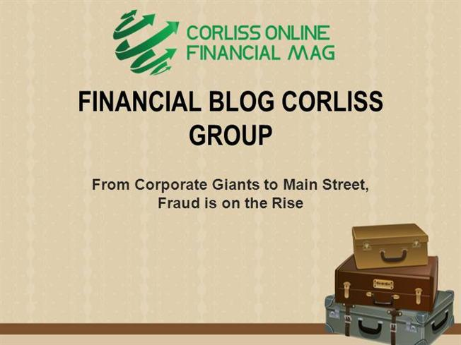 financial blog corliss group 3 financial Arc financial corp with cdn $53 billion of capital across the eight arc energy funds, arc financial corp is canada's largest energy-focused private equity manager.
