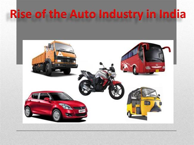 rise of automobiles in india before