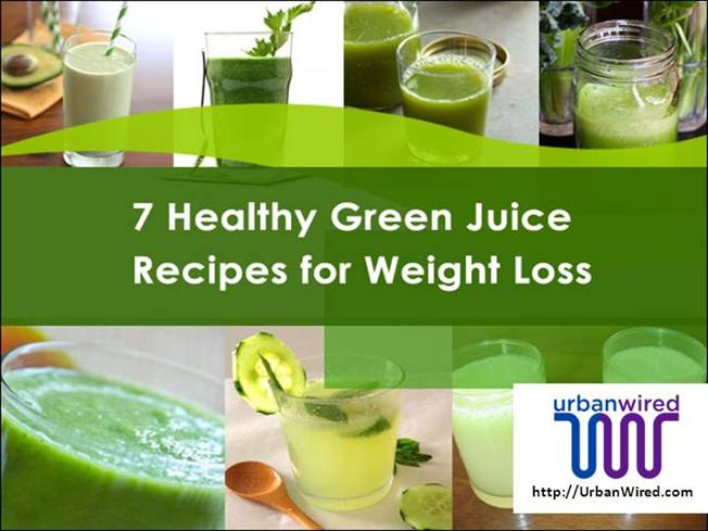 7 Healthy Green Juice Recipes For Weight Loss AuthorSTREAM
