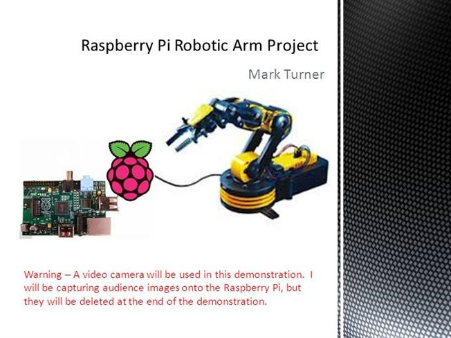 Raspberry pi technology ppt download