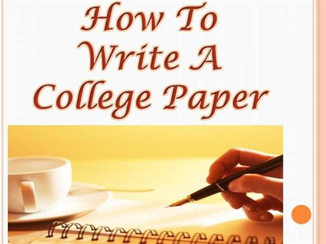 how to write a college level paper Introduction paragraphs it is true that the first impression—whether it's a first meeting with a person or the first sentence of a paper—sets the stage for a lasting impression the introductory paragraph of any paper, long or short, should start with a sentence that peaks the interest of readers.
