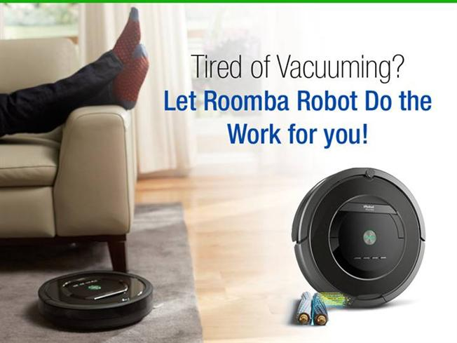 roomba robot review let roomba work for you authorstream. Black Bedroom Furniture Sets. Home Design Ideas