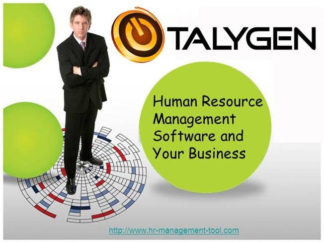 document human resource management and business