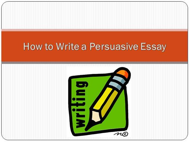 how to write to persuade
