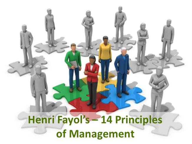 henry fayol and the principles of management Henry fayol and frederick winslow taylor made outstanding contribution to development of management thought fayol wrote as a practical man of business reflecting on his long managerial career and setting drown the principles he had observed.