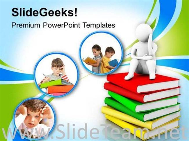 Powerpoint Templates Education