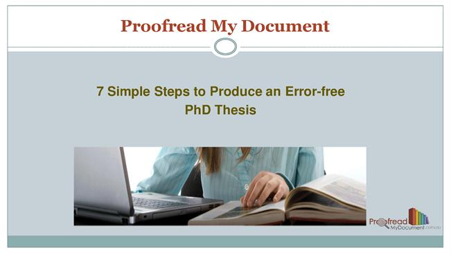 phd thesis steps The phd thesis registration process 1  formatting after a successful defense, there are further steps to completion of the final requirements, and all.