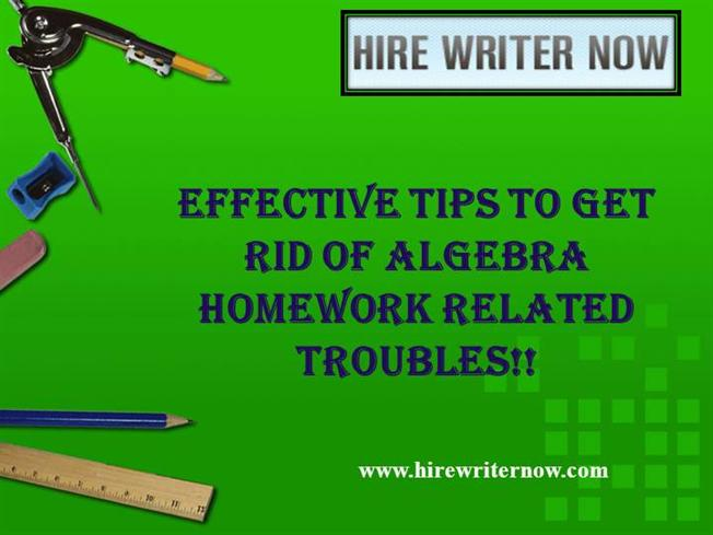 how to get rid of numerator in algebra