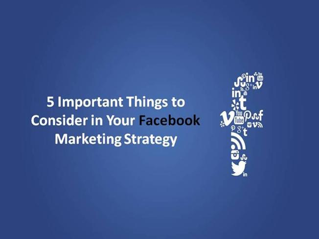 5 important things to consider in your facebook markerking strateg authorstream - Important thing consider decluttering ...