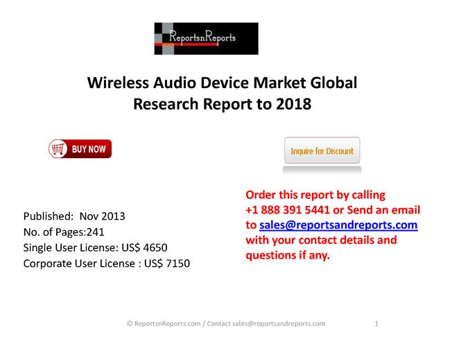 global home audio device market 2014 2018 The global home entertainment devices market is segmented based on product type, connectivity, and geography based on the product type, the market is divided into audio devices, video devices, and gaming consoles.