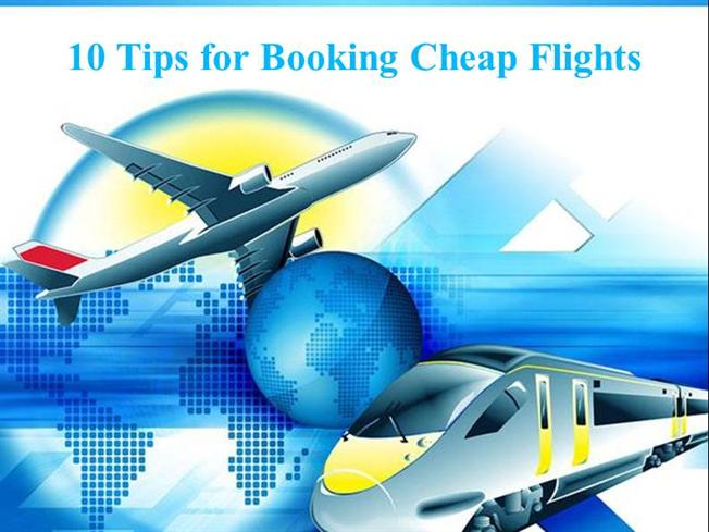 10 tips for booking cheap flights authorstream for Cheap flights booking sites