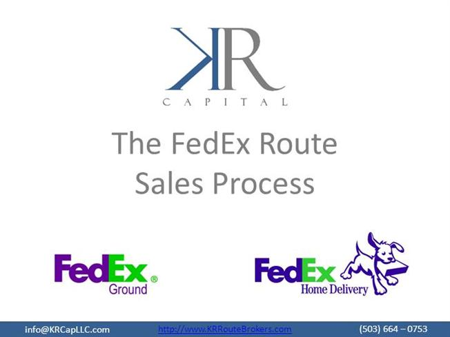 fedex business plan I am interested in buying an established fedex delivery business and running it myself, based in the us - west coast i understand there are.