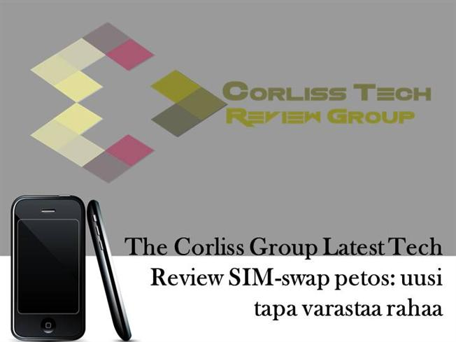 the corliss group latest tech review The corliss group latest tech review top tips to stay safe while shopping online on what promises to be one of retail's biggest days of the year the corliss group latest tech review.