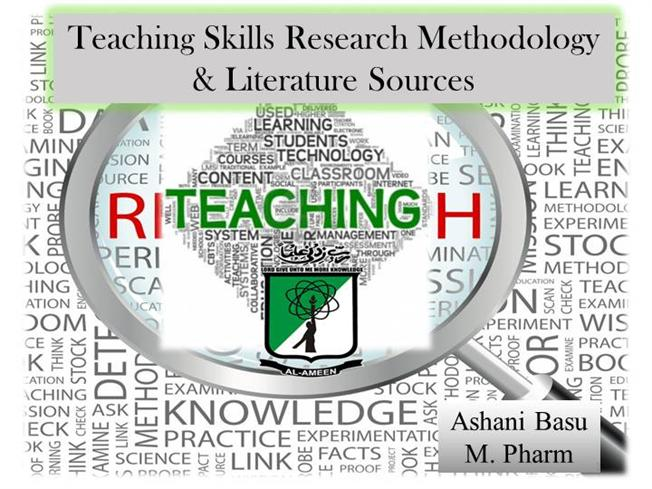 fundamentals of research methodology term paper