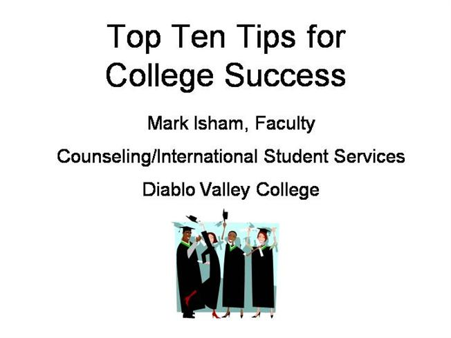 Cosmetology top 10 secrets of college success