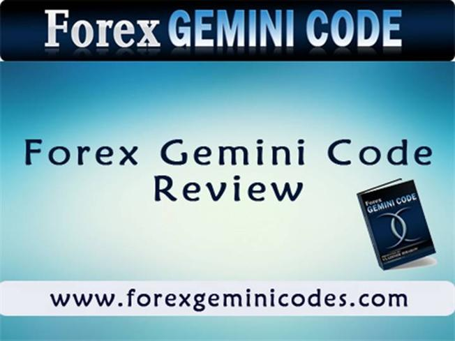 Forex Gemini Code Review – FInd Out The Real HIDDEN Truth Behind This Forex Gemini Code Product Immedaitely! The drawback to purchasing and offering monetary standards utilizing Forex is that you assume inborn danger with your exchanging exercises, and on the off chance that you don't comprehend what you are doing there is a risk that you.