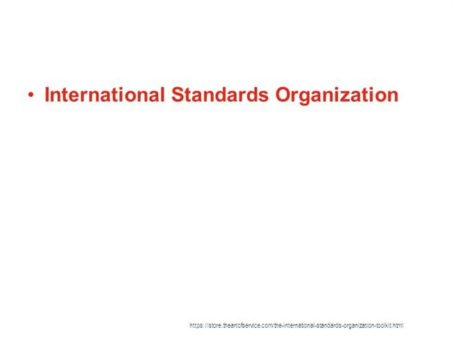 networking standard organizations essay There are thousands of standards organizations around the world, and they can standardize pretty much anything to make life easier, safer, and more productive.