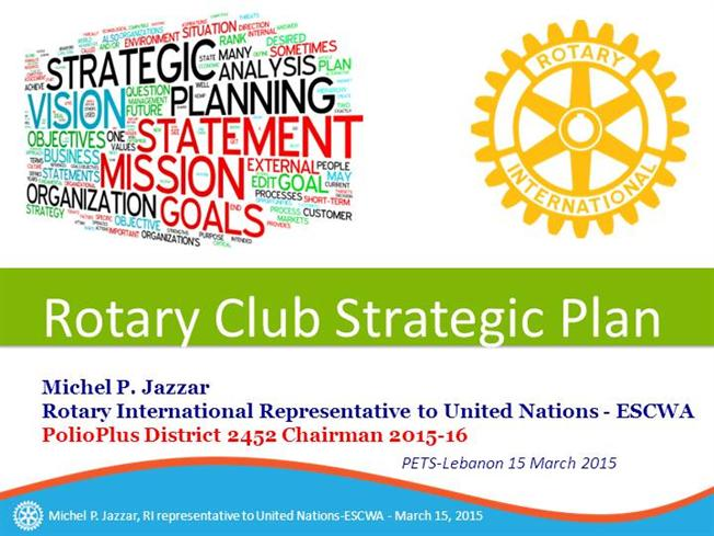 strategic plan for rotary clubs 2015 authorstream. Black Bedroom Furniture Sets. Home Design Ideas