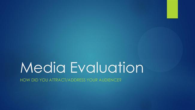 media evaluation Evaluation (750 word) to highlight a point from laura mulvey's theory of the male gaze that the camera in film, advertising and in fact any media is male.