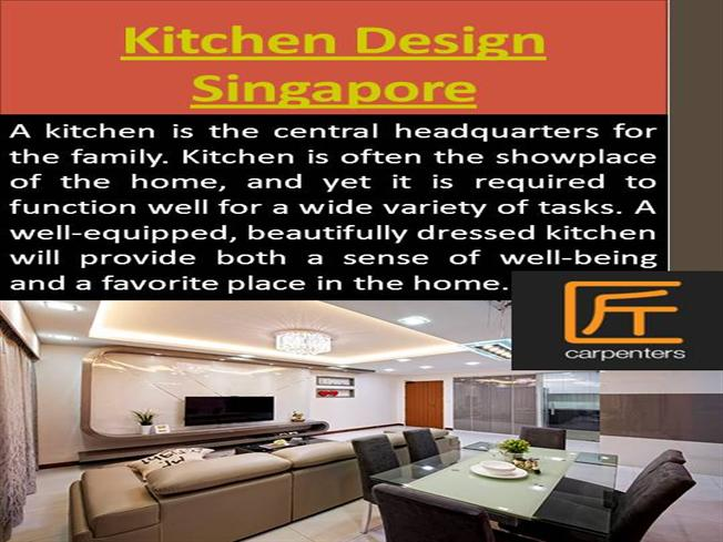 Kitchen Design Singapore Authorstream