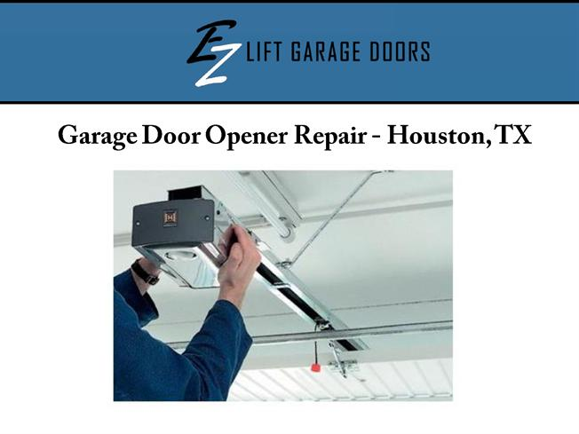 garage door opener repair houston tx authorstream