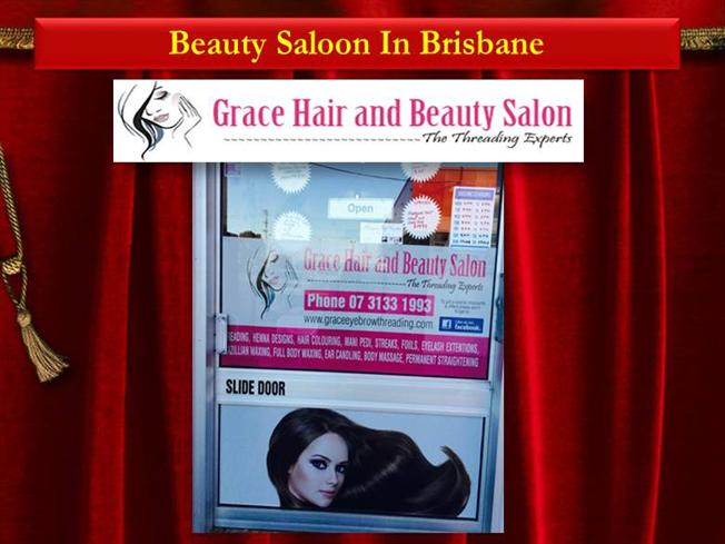 Beauty salon in brisbane authorstream for A creative touch beauty salon