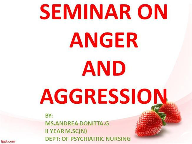 essay on anger and aggression A list of essays on the causes, control and techniques to cope with anger and   mild and moderate irritability to destructive aggression and uncontrollable rage.
