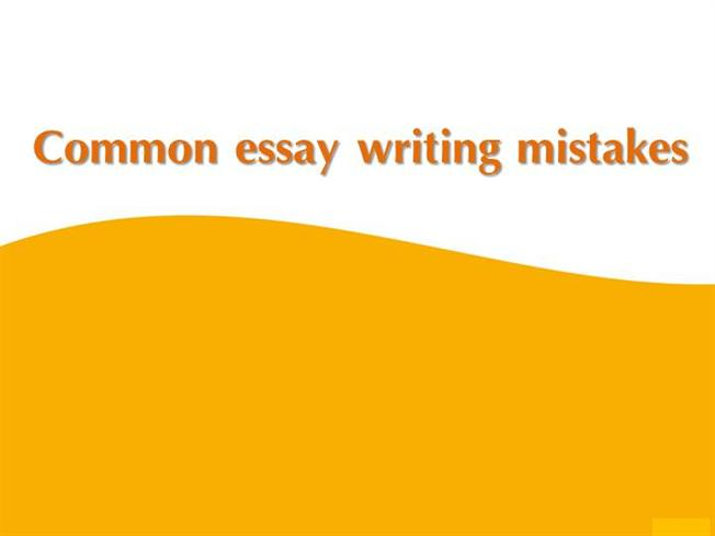 term paper mistakes Online grammar checker you don't need to pay us, register or complete any test - you just copy-paste your text and see your grammar mistakes easy as pie.