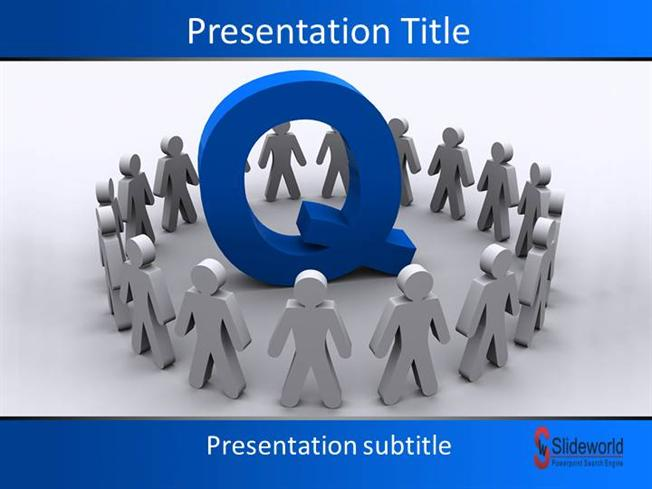 quality teampowerpoint template