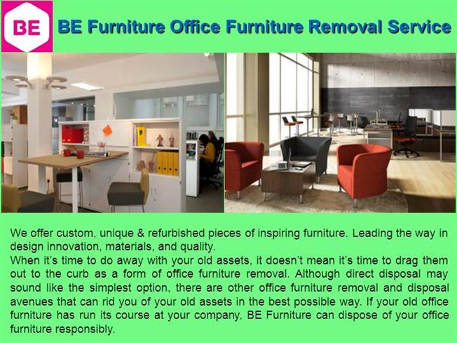 Furniture Removal Services : Office furniture removal service authorstream