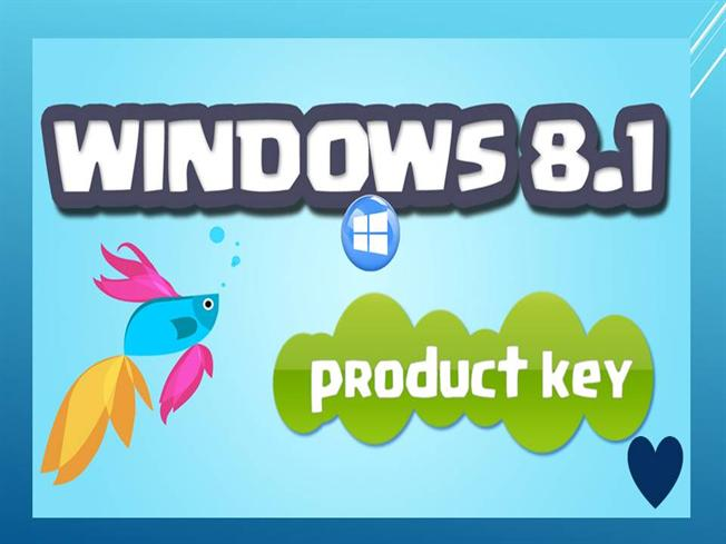 Windows 8 1 product key windows 8 1 serial number for Window 8 1 product key