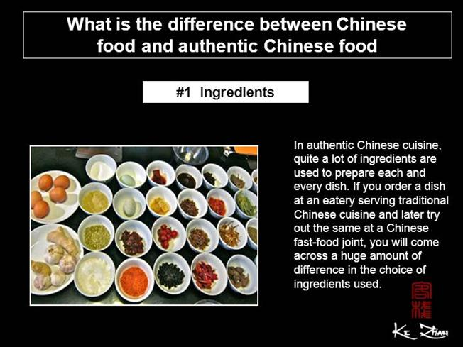 the difference between chinese cusine and Individual platingin chinese cuisine was almost unheard of until recently formalities and etiquette wise,  the difference between chinese characters and japanese.