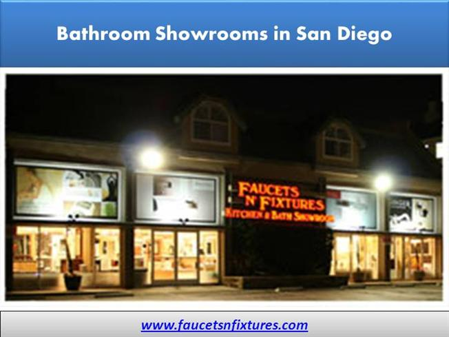 bathroom showrooms in san diego faucets n fixtures authorstream